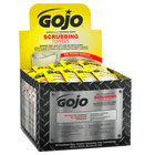 GOJO&#174&#x3b; 6380-04 Scrubbing Towels Heavy Duty Wipes 80 Count Display Carton - 4/Case