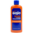 GOJO® 0951-15 7.5 oz. Natural Orange Pumice Hand Cleaner   - 15/Case