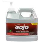 GOJO® 2356-04 1/2 Gallon Cherry Gel Pumice Hand Cleaner - 4/Case