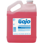 GOJO® 1847-04 1 Gallon Pink Floral Antimicrobial Lotion Hand Soap with PCMX - 4/Case