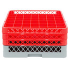 Noble Products 49 Compartment Glass Racks and Extenders