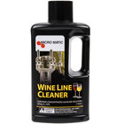Micro Matic MM-W68 68 oz. Alkaline Wine Line Cleaner - 6/Case