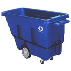 Continental 5840-1 0.6 Cubic Yard Recycle Tilt Truck (750 lb.)