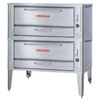 Blodgett 1048 Natural Gas Additional Unit Pizza Deck Oven - 85,000 BTU