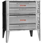 Blodgett 961/951 Natural Gas Double Deck Oven with Vent Kit - 75,000 BTU