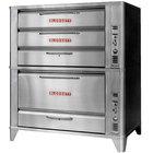 Blodgett 981/966 Liquid Propane Double Deck Oven with Vent Kit - 100,000 BTU