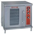 Blodgett CTB Premium Series Single Deck Half Size Electric Convection Oven with Left-Hinged Door - 5.6 kW
