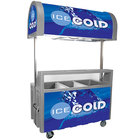 Gray ICC-1 3040 256 Qt. Illuminated Concessionaire