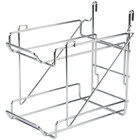 Metro CR4BR Grid-Mounted Can Rack - 12 inch x 8 1/4 inch x 13 3/4 inch