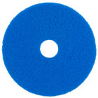 Scrubble by ACS 53-17 Type 53 17 inch Blue Cleaning Floor Pad