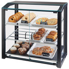 Cal-Mil 3493-13L Black Large Bakery Display Case - 29