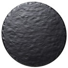Cal-Mil 3502-12-65M 12 inch Round Faux Slate Serving Board