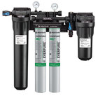 Everpure EV9330-42 High Flow CSR Twin-MC2 Water Filtration System with Pre-Filter - .5 Micron and 3.34 GPM