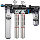 Everpure EV9329-52 High Flow CSR Twin-7CLM Water Filtration System with Pre-Filter - .5 Micron and 3.4/2.66/2 GPM