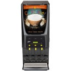 Curtis PCGT3DV Dual Voltage Primo Cappuccino Dispenser with 3 Hoppers - 110/220V