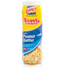 Lance Toasty Peanut Butter Sandwich Crackers 20 Count Box   - 6/Case