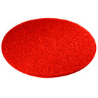 Scrubble by ACS 51-27 Type 51 27 inch Red Buffing Floor Pad - 2/Case