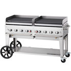 "Crown Verity MG-60NG 60"" Portable Outdoor Griddle"