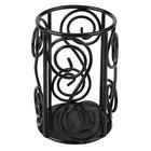 Sterno 85264 Black Swirl Wire Lamp Base