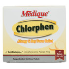 Medique 24164 Chlorphen Allergy and Hay Fever Relief Tablets   - 24/Box