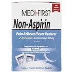 Medi-First 80333 Non-Aspirin Acetaminophen Tablets - 100/Box