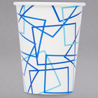 Choice 9 oz. Poly Paper Cold Cup - 50/Pack