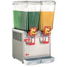 Cecilware Arctic Economy 20/2PE Double 5.4 Gallon Bowl Premix Cold Beverage Dispenser