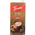 Torani 32 oz. Spicy Chai Tea Concentrate