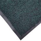 Cactus Mat 1471M-G35 3' x 5' Green Olefin Carpet Entrance Floor Mat - 3/8 inch Thick