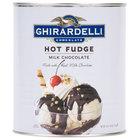 Ghirardelli #10 Can Milk Chocolate Hot Fudge