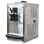 Spaceman 6236AH Soft Serve Ice Cream Machine with Air Pump and 1 Hopper - 208/230V