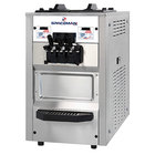 Spaceman 6235AH Soft Serve Ice Cream Machine with Air Pump and 2 Hoppers - 208/230V