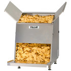 Vulcan VCW46 46 Gallon First-In First-Out Chip Warmer - 120V, 1500W