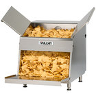 Vulcan VCW26 26 Gallon First-In First-Out Chip Warmer - 120V, 1500W