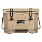 20 Qt. Sandstone Extreme Outdoor Grizzly Merchandiser / Cooler