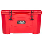 Grizzly Cooler 40 Qt. Red Extreme Outdoor Merchandiser / Cooler