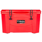 40 Qt. Red Extreme Outdoor Grizzly Merchandiser / Cooler