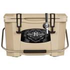 Grizzly Cooler 9090 1 Faucet Tan 20 Qt. Jockey BrewBox with 75' Coil