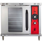 Vulcan ECO2D-240/1 Single Deck Half Size Electric Convection Oven with Solid State Controls - 240V, 1 Phase, 5.5 kW
