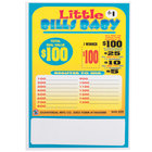 Little Bill's Baby 1 Window Pull Tab Tickets - 600 Tickets Per Deal - Total Payout: $500