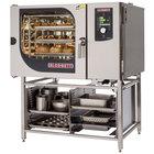 Blodgett BLCM-62G Liquid Propane Boilerless Combi Oven with Dial Controls - 81,800 BTU