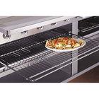 Bakers Pride 21887231-GS Floor Model Glo Stone Charbroiler Warming Rack