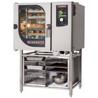 Blodgett BCM-61E-PT Pass-Through Electric Combi Oven with Dial Controls - 480V, 3 Phase, 9 kW