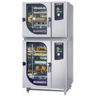 Blodgett BCM-61-101E Double Electric Combi Oven with Dial Controls - 240V, 3 Phase, 9 kW / 18 kW