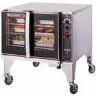 Blodgett HV-100G-NAT Natural Gas Single Deck Additional Unit Full Size Hydrovection Oven - 60,000 BTU
