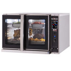 Blodgett HVH-100G-NAT Natural Gas Replacement Base Unit Full Size Hydrovection Oven with Helix Technology - 60,000 BTU