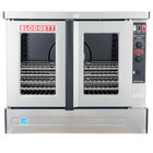 Blodgett ZEPHAIRE-100-E-240/1 Replacement Base Model Full Size Standard Depth Electric Convection Oven - 240V, 1 Phase, 11 kW