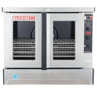 Blodgett ZEPHAIRE-100-E-240/3 Replacement Base Model Full Size Standard Depth Electric Convection Oven - 240V, 3 Phase, 11 kW