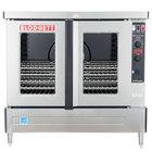 Blodgett ZEPHAIRE-100-G-LP Liquid Propane Additional Model Full Size Standard Depth Convection Oven with Draft Diverter - 45,000 BTU