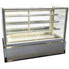 Federal Industries ITD3634-B18 Italian Series 36 inch Dry Bakery Display Case - 15.5 cu. ft.